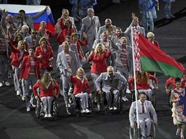 Паралимпиада 2016: еще одного белоруса выгнали с Игр в Рио