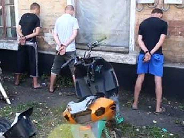 На Донбассе раскрыли сеть подростков-диверсантов из Украины (ВИДЕО)