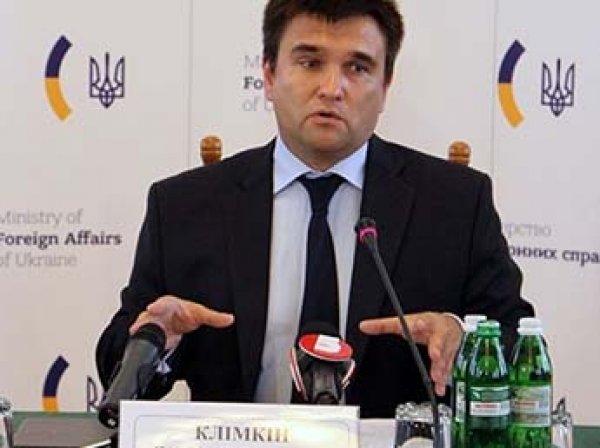 Глава МИД Украины после утверждения ОБСЕ снова рассказал о российских военных на Донбассе