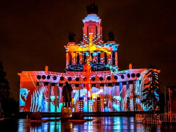 Фестиваль света в Москве 2016: расписание, открытие 23 сентября (ВИДЕО)