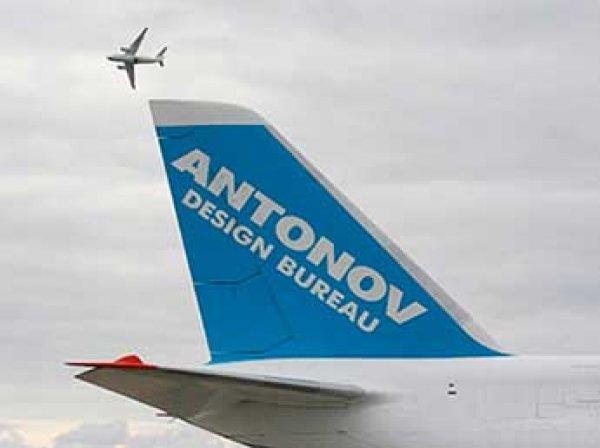 Украина намерена запретить России международные полеты самолетов «Ан»
