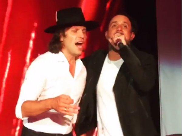 На дне рождения Александра Реввы выступили Backstreet Boys в полном составе (ВИДЕО)