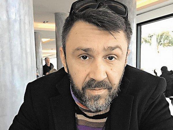 Сергей Шнуров спровоцировал скандал язвительным стихом о чиновниках (ФОТО)