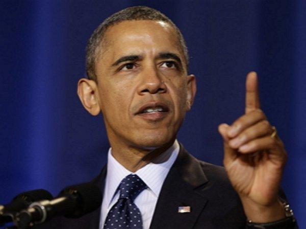 Обама назвал дату отправки человека на Марс