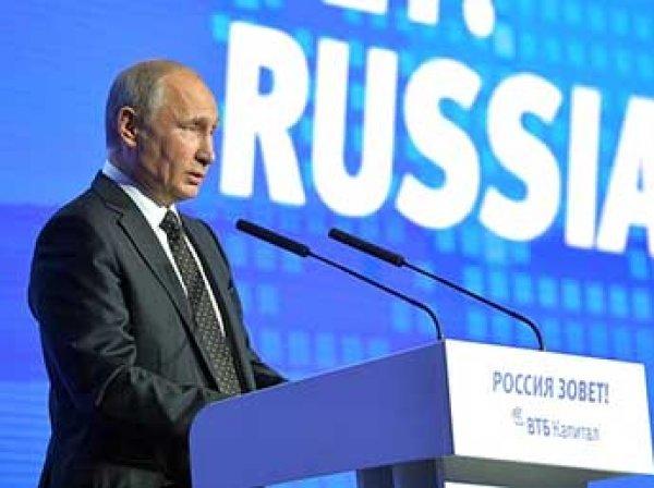 """""""Мы повторяем, как мантру, что санкции на нас не влияют. Влияют"""": Путин рассказал о главном риске от санкций"""