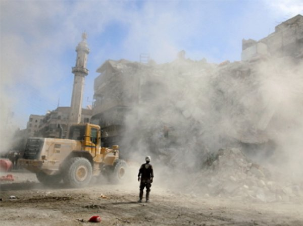 ЕС угрожают приравнять к военным преступлениям обстрелы Алеппо
