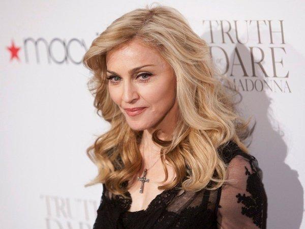 Мадонна пообещала отблагодарить оральным сексом всех проголосовавших за Клинтон (ВИДЕО)