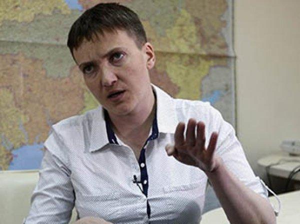 Савченко приехала в Москву и явилась в Верховный суд РФ в вышиванке (ФОТО, ВИДЕО)
