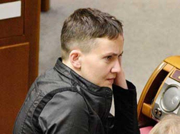Савченко предложила Порошенко уступить кресло президента Януковичу