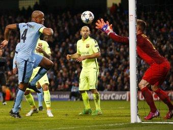 Манчестер сити барселона лига чемпионов по какому каналу
