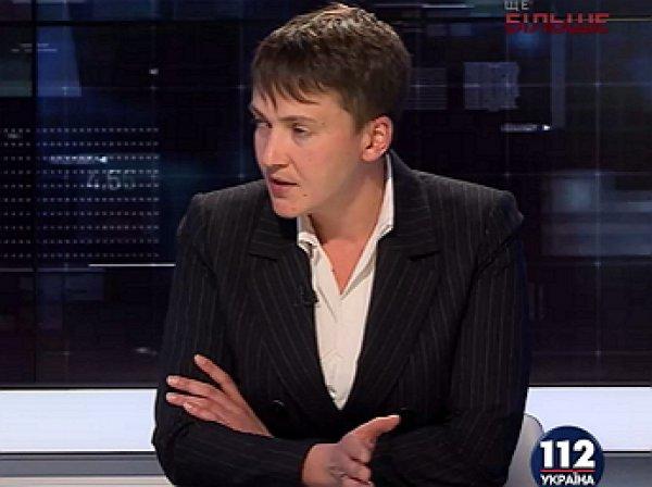 Савченко: Я не верю ни этой Раде, ни людям в этой Раде