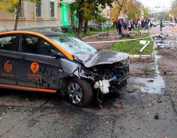 Авария в Москве сейчас 2 октября 2016: трое погибших (ФОТО,  ВИДЕО)