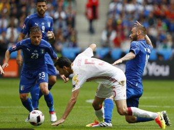 Италия - Испания: прогноз 6 октября 2016, смотреть онлайн отборочный матч ЧМ-2018, составы, ставки (ВИДЕО)
