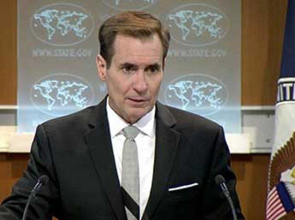 Госдеп признал незаконным военный договор России и Абхазии