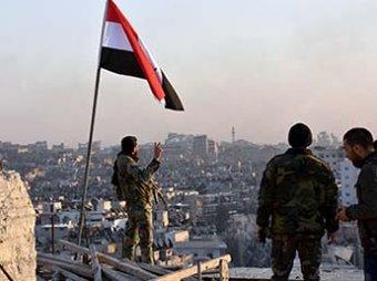 Минобороны РФ заявило о коренном переломе ситуации в Сирии