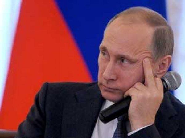 """Путин сослался на новостной """"фейк"""" Первого канала для критики миграционной политики ЕС"""