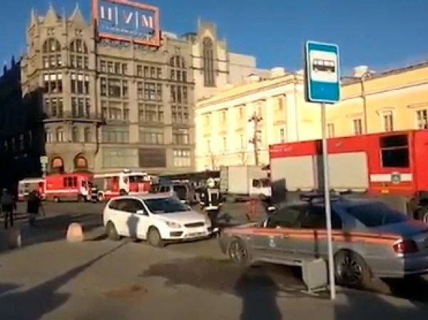 Пожар в ЦУМе 22 ноября 2016 привел к эвакуации тысячи человек (ФОТО, ВИДЕО)