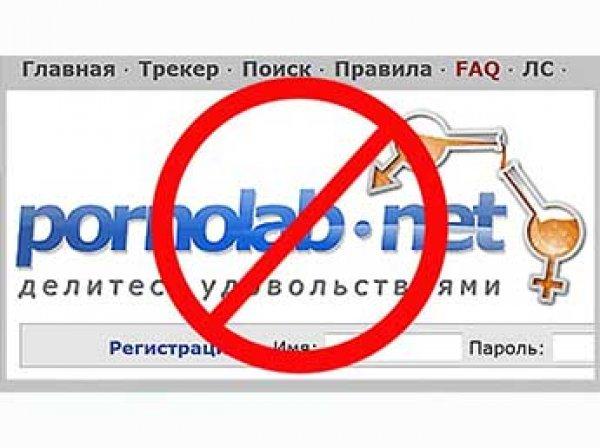 Роскомнадзор заблокировал крупнейший в России порнотрекер Pornolab