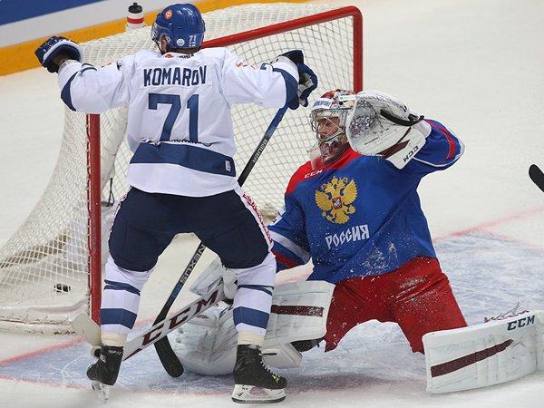 какие были ставки на хоккей россия финляндия