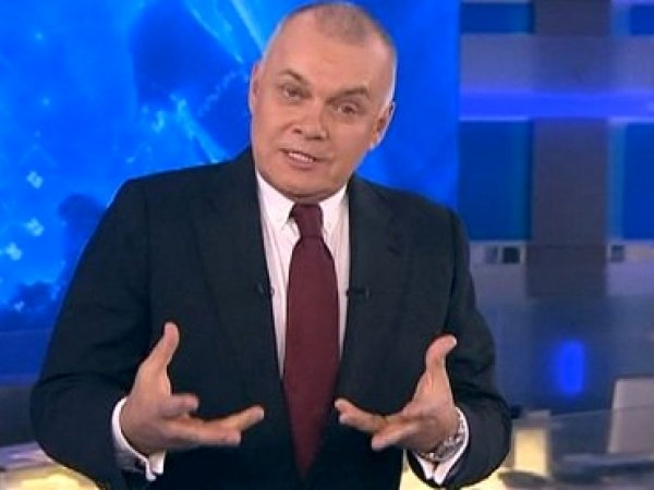 """Киселев в """"Вестях недели"""" оскорбил Обаму фразой про джунгли (ВИДЕО)"""