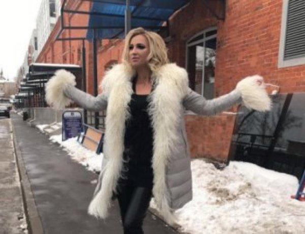 Развод не помеха: Ольга Бузова зажгла на дне рождения Марии Погребняк