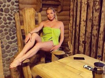 Юля ковальчук фото голая