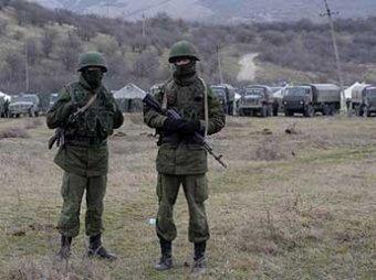 Войска в Крыму приведены в повышенную боеготовность из-за украинских ракетных стрельб