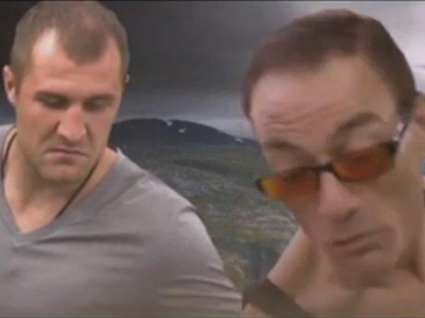 Пародийное ВИДЕО на Youtube с боксером Ковалевым и Ван Даммом завоевывает Интернет