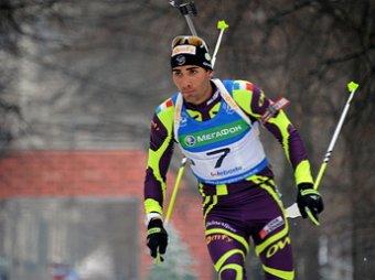 Французский биатлонист Фуркад взял золото в индивидуальной гонке КМ, Россия только десятая