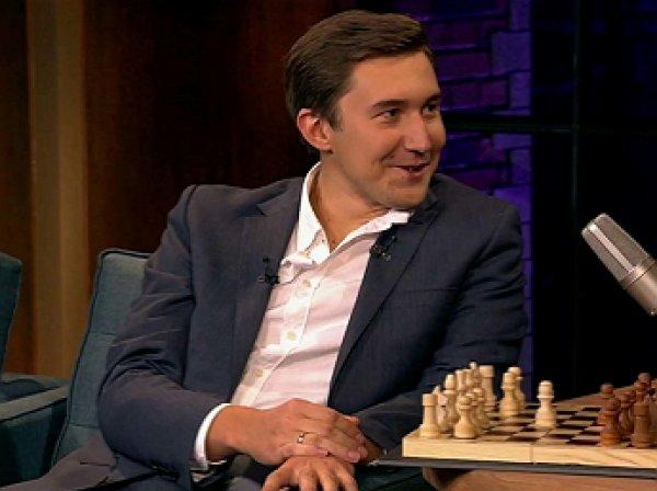 Карякин выиграл чемпионат мира по быстрым шахматам в блице в Дохе