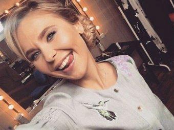 СМИ: Пелагея тайно родила дочь еще месяц назад (ФОТО)