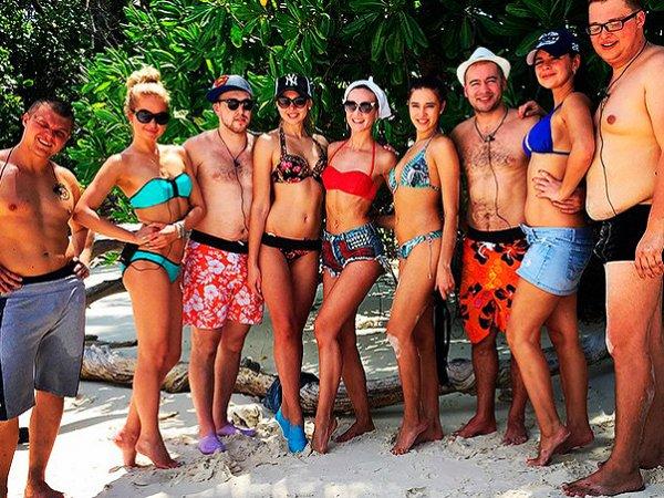 Дом 2 сейшельские острова порно