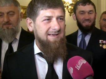 """""""Оппозиционеры нужны нам, чтобы ходили, лазили..."""": Кадыров ответил на вопросы """"Дождя"""" (ВИДЕО)"""