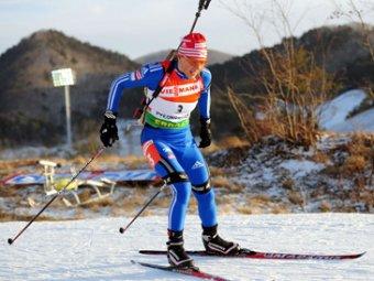 Российские биатлонисты выйдут на индивидуальную гонку на первом этапе Кубка мира (ВИДЕО)