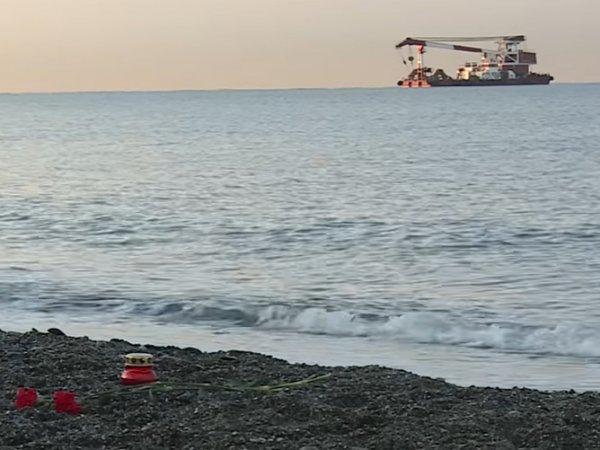 Крушение Ту-154, последние новости: в Черном море найден 60-метровый фрагмент самолета (ВИДЕО)