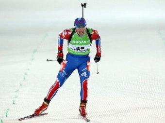 Российские биатлонисты выступят в индивидуальной гонке на КМ