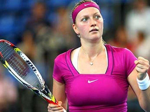 """""""Мне повезло остаться в живых"""": чешскую теннисистку Квитову пырнули ножом в ее же доме"""