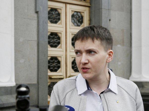 После встречи с лидерами ДНР и ЛНР Савченко допросили в СБУ