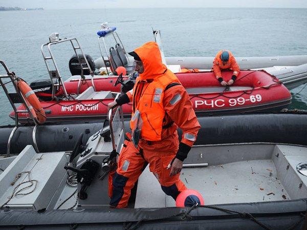 Крушение Ту-154, последние новости: со дна Черного моря подняли второй черный ящик разбившегося Ту-154