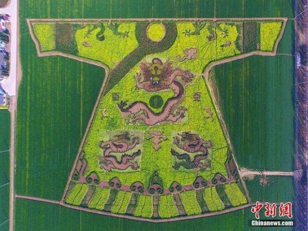 В Китае случайно нашли древнюю гробницу эпохи Мун