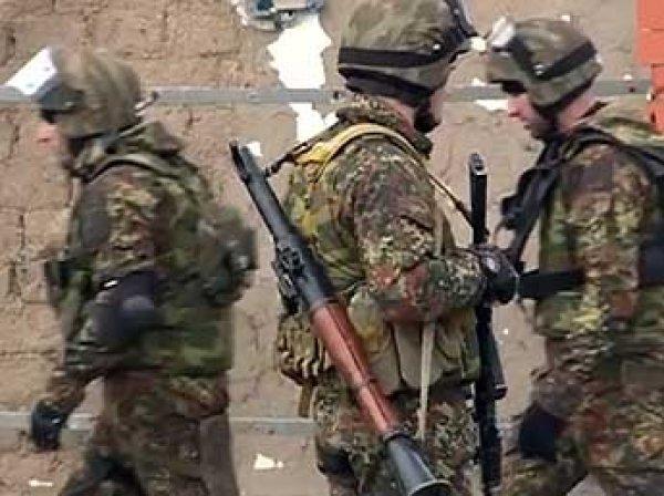 В Чечне боевики ИГИЛ напали на полицию и были ликвидированы (ВИДЕО)