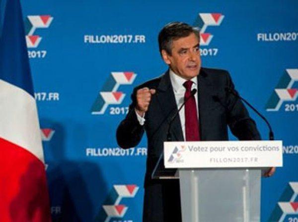 """Экс-премьер Франции Фийон заявил, что россиян не """"согнуть"""" санкциями"""