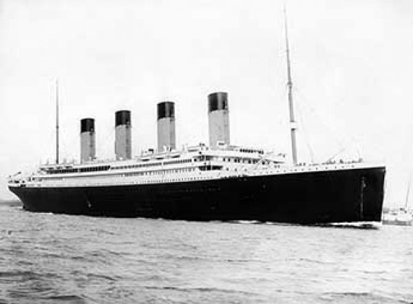 """Стала известна новая версия гибели """"Титаника"""""""