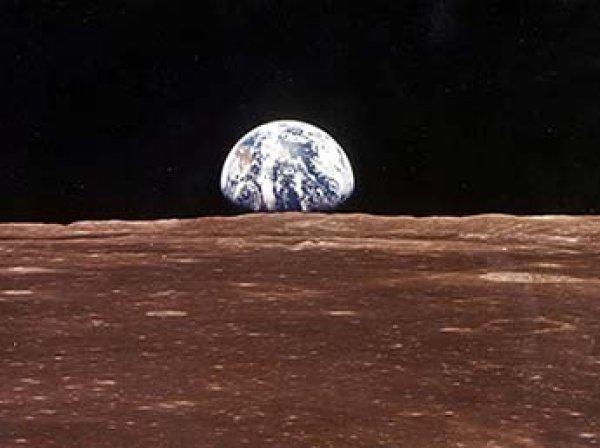 Ученые назвали новую версию происхождения Луны