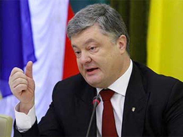 Порошенко назначил преемника Саакашвили