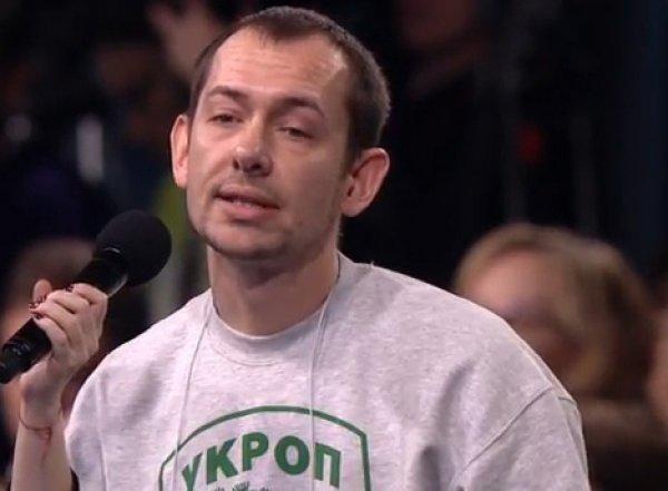 Украинский журналист Роман Цымбалюк сравнил состояние дорог России и Украины (ВИДЕО)