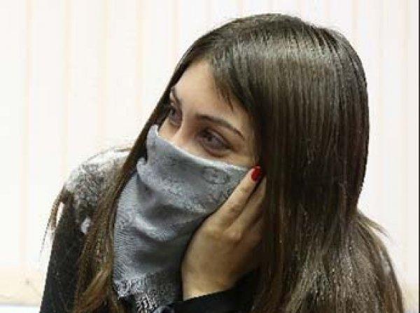 В Сеть попало ВИДЕО первого дня исправительных работ стритрейсерши Мары Багдасарян