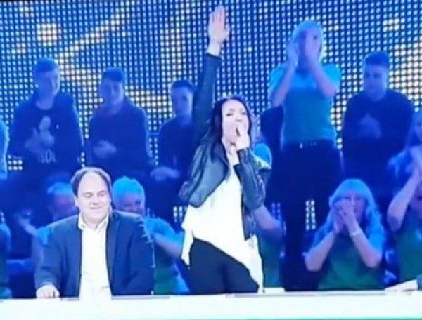 Шоу «Угадай мелодию» в Литве закрыли за нацистское приветствие (ВИДЕО)