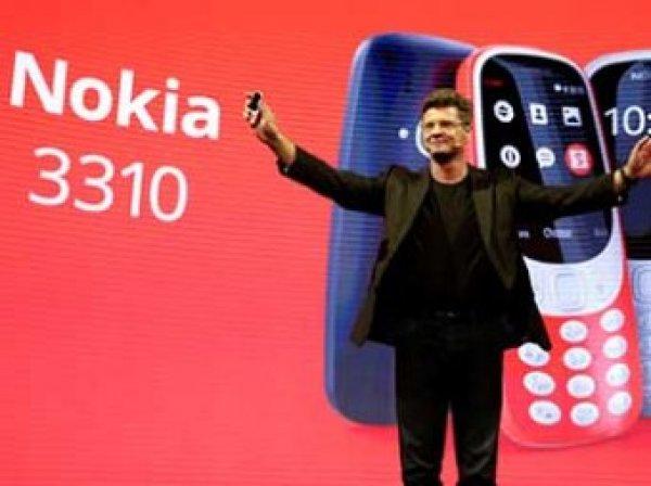 Nokia 3310, презентация 2017: стала известна дата выхода и цена обновленной легенды (ФОТО, ВИДЕО)