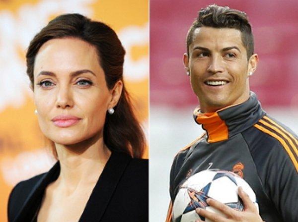 Джоли и Роналду снимутся в сериале о жизни сирийских беженцев